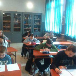 Одржано школско такмичење из математике